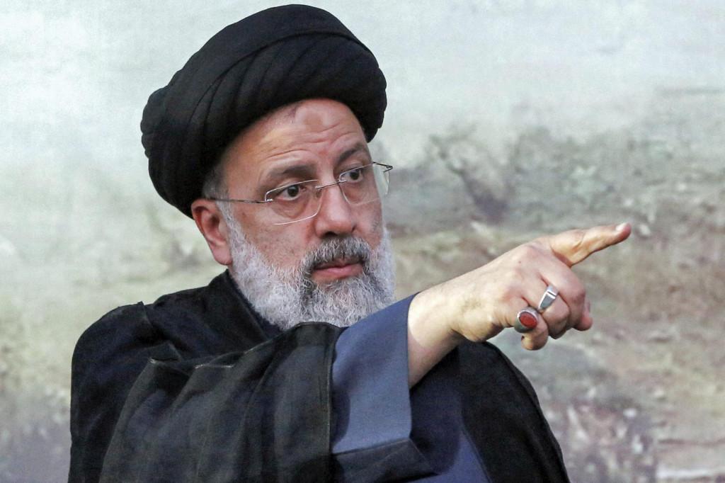 Predsjednik Ebrahim Raisi
