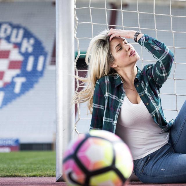 Mirta Šurjak: Za svakog pravog Dalmatinca Hajduk je više od nogometa.To je odraz osobnog identiteta, pripadnosti, ljubavi