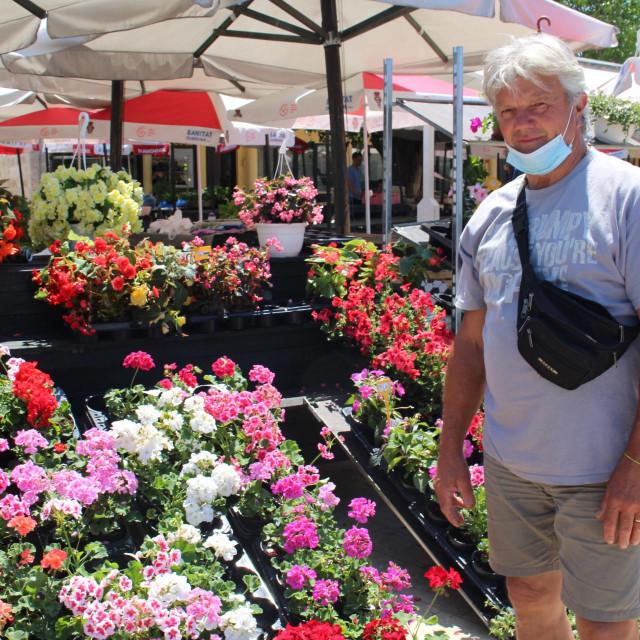 Antun Simatović je najpoznatiji južnohrvatski cvjećar