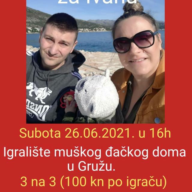 "Humanitarni nogometni turnir ""Za Ivanu"""