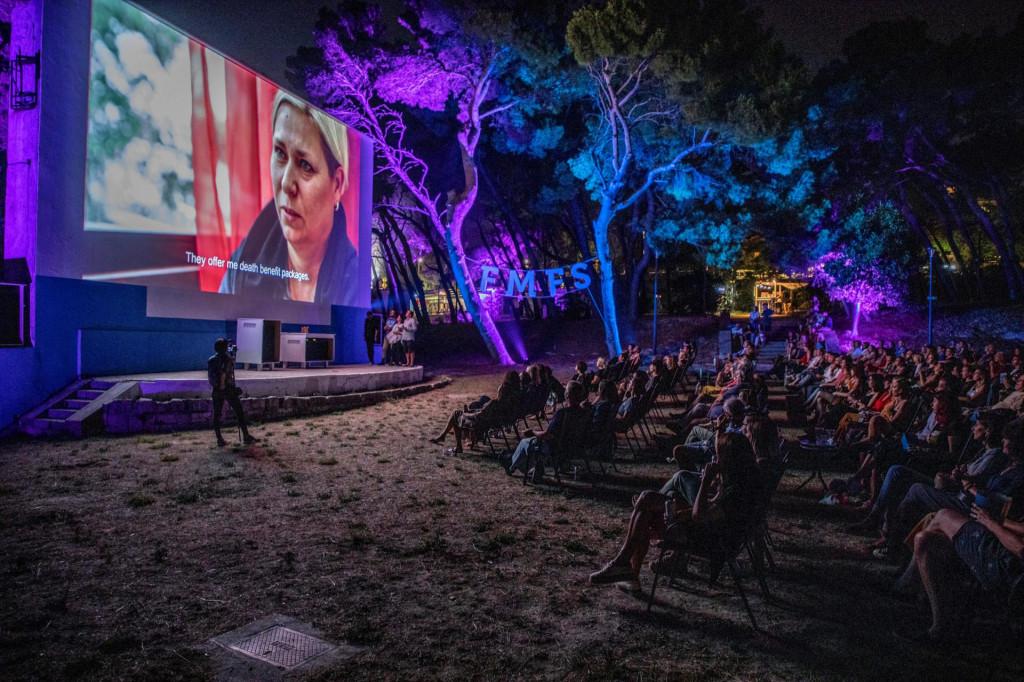 Festival mediteranskog filma Split, uživanje u projekcijama u epidemiološki sigurnom okruženju