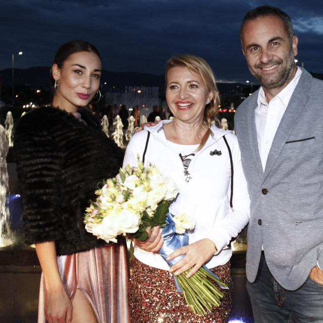 Jelena Katarina Kapa, Snježana Mehun, Joško Lokas u Zagrebu 2019. godine