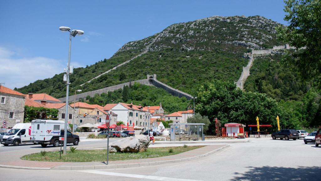 Stonske zidine najduže su u Europi
