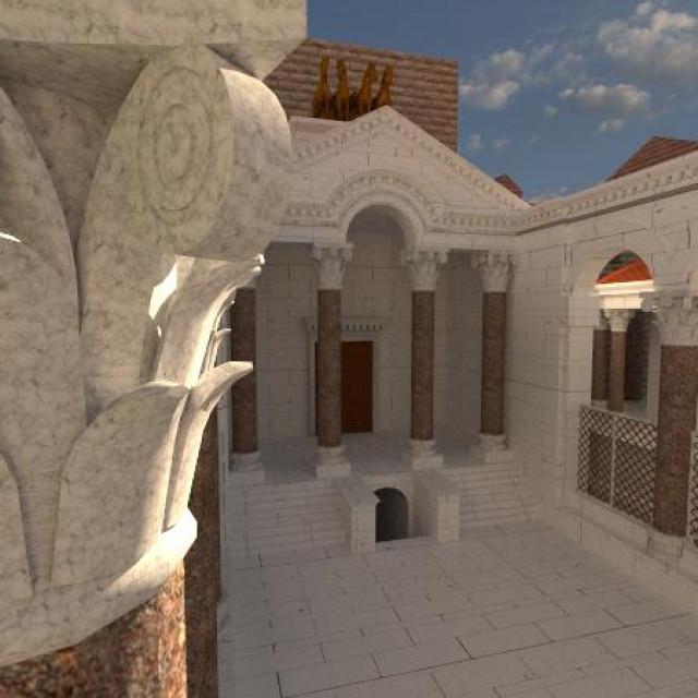 Simulacije Palače
