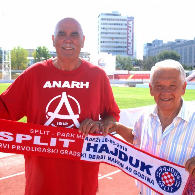 Tomislav Ivić i Mosor na Splitovom igralištu