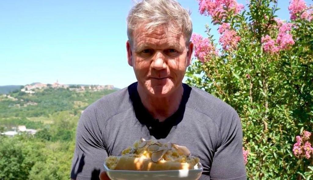 Gordon Ramsay u Istri