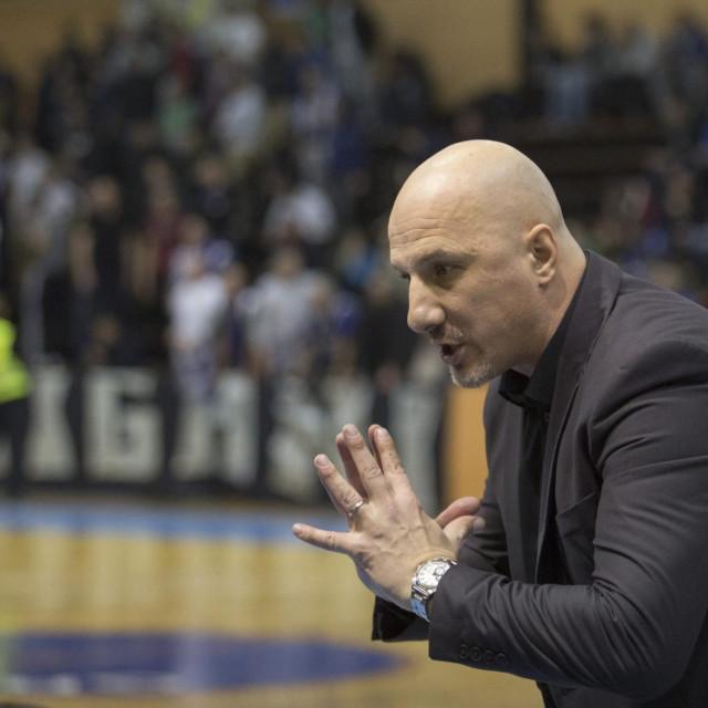 Damir Milačić, kako stvari stoje, prva je želja za novog trenera šibenskih košarkaša