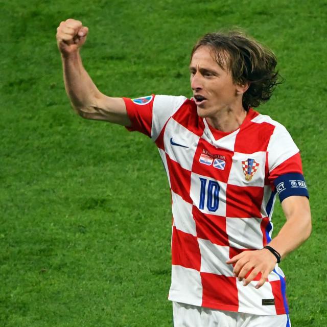 Danas cijeli svijet zna tko je Luka Modrić, prepoznaju crveno-bijele kockice hrvatskog grba