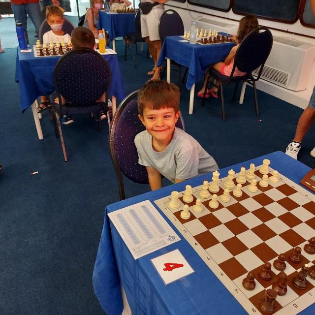 Ivano Močić, viceprvak Hrvatske u šahu