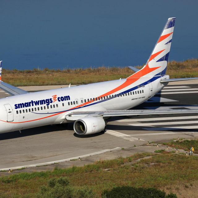 Zrakoplov kompanije Smartwings prizemljen je u Splitu nakon dojave o bombi