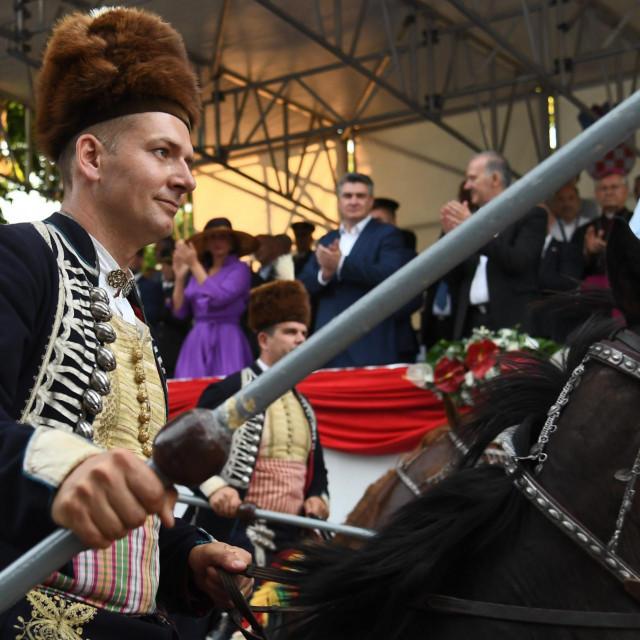 Alka je jedan od stožernih kulturnih događaja u Sinju i Cetinskoj krajini