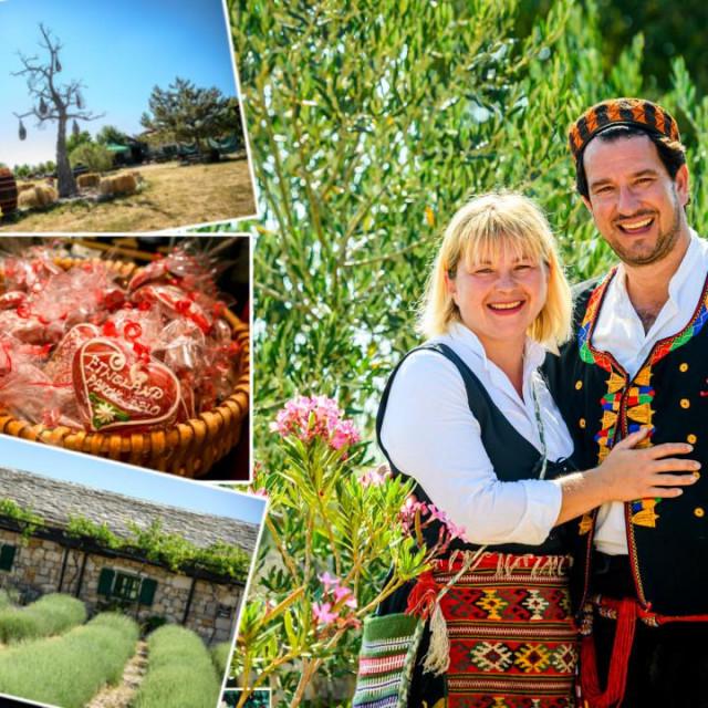 Vlasnici ove oaze, Ana i Joško Lokas, ispričali su nam i kako se kao zgostitelji nose s covid krizom