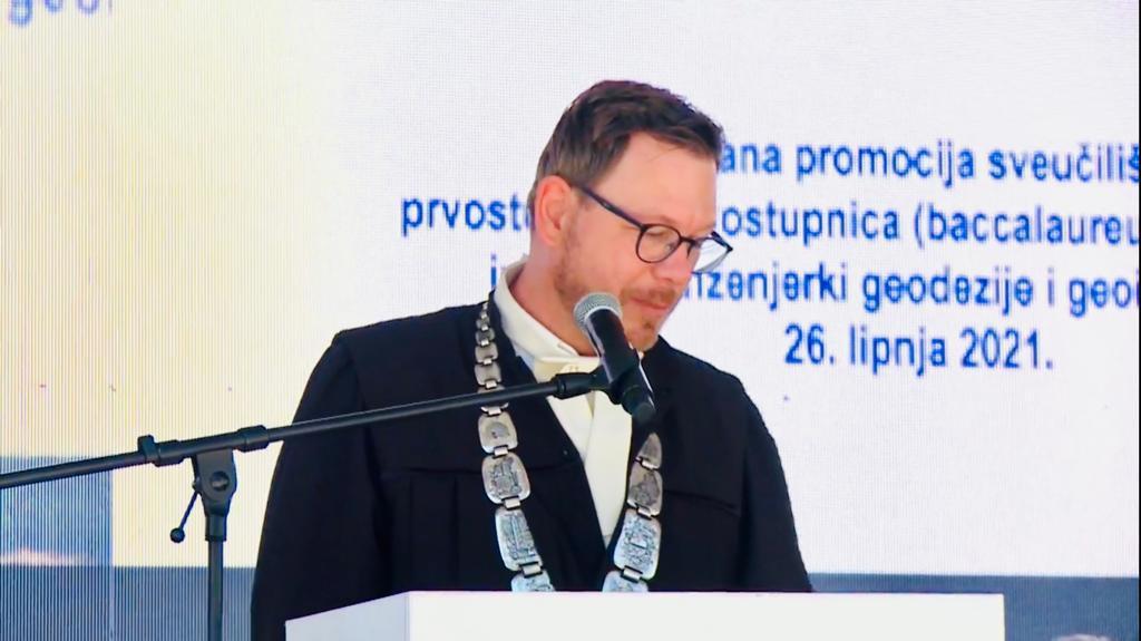 Nikša Jajac, dekan FGAG Split