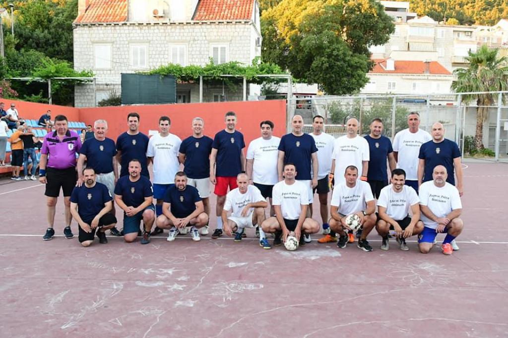 Gradonačelnik Mato Franković sudjelovao je na humanitarnom turniru za Pera Matanu