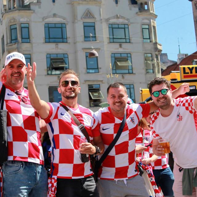 Robi Daničić, Davorin Krešić, John Daničić i Damir Jović