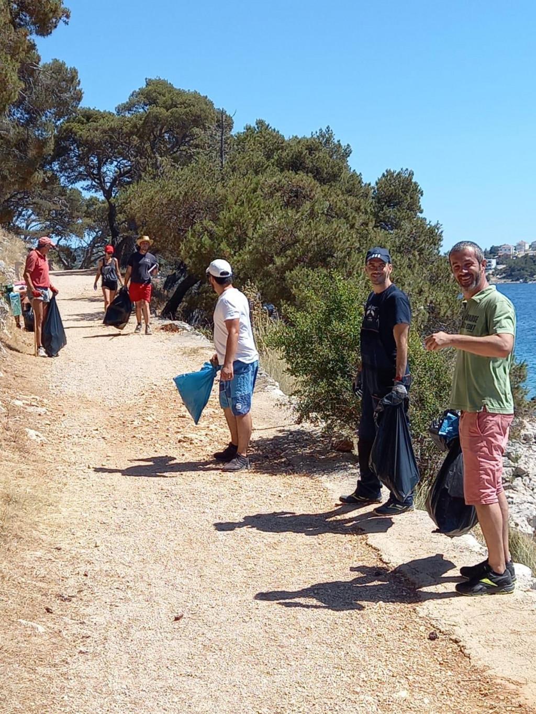 Održana akcija čišćenja rogozničke park šume Kopara