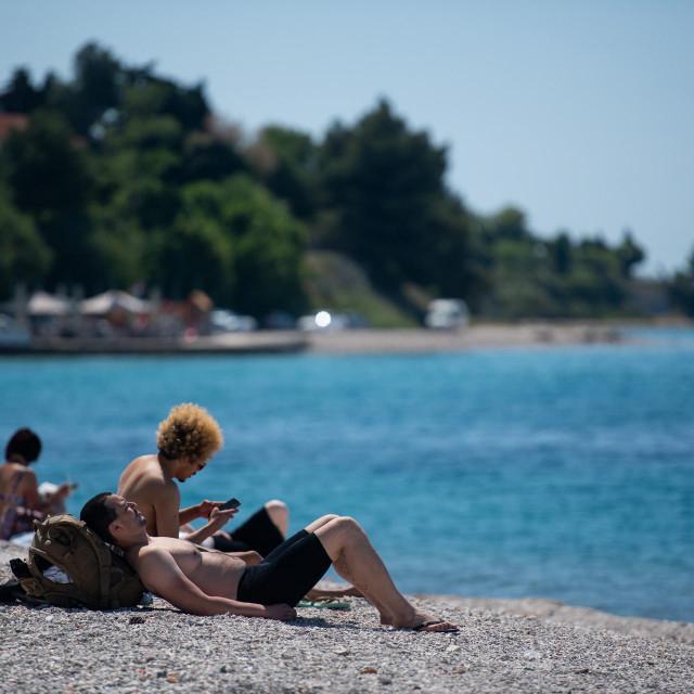 Ilustracija/plaža Kolovare