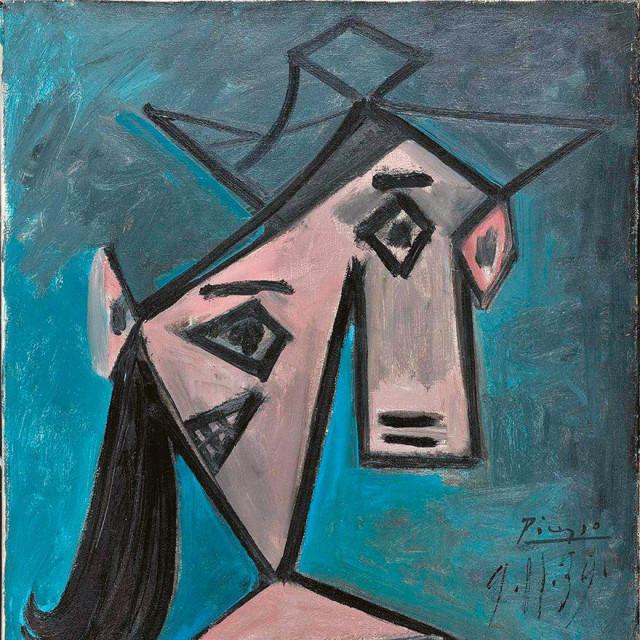 'Glava žene' Pabla Picassa pronađena je gotovo deset godina nakon što je bila ukradena