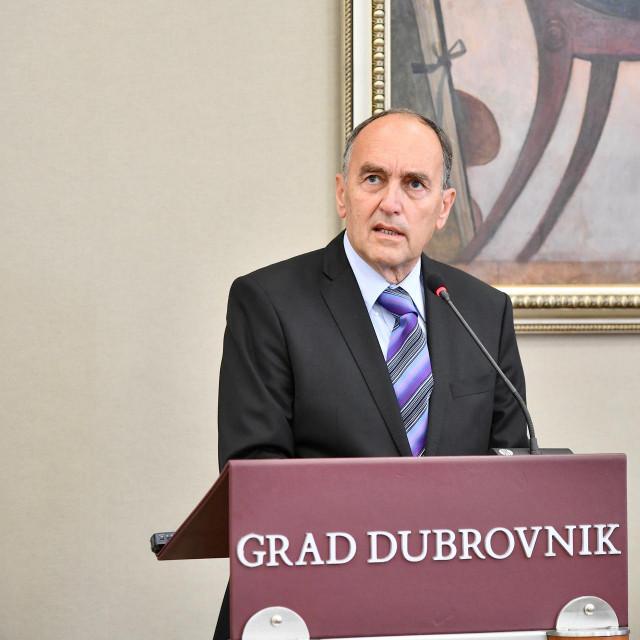 Frano Luetić, direktor Zračne luke Dubrovnik