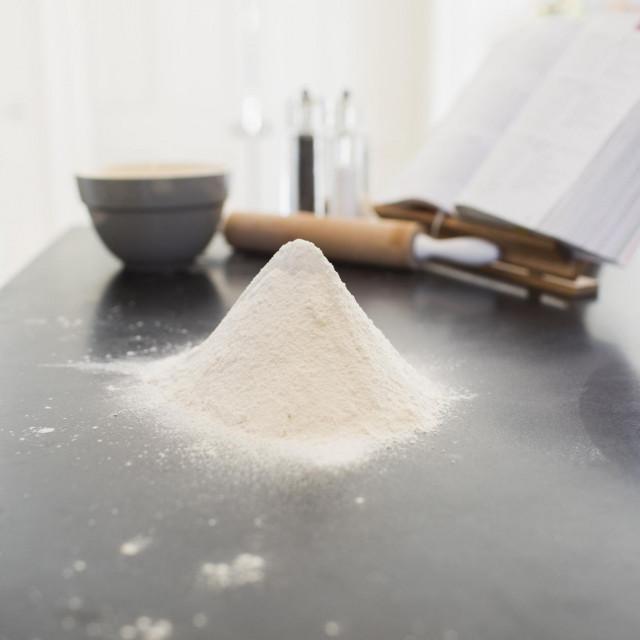 Kuhinjski moljci obožavaju brašno