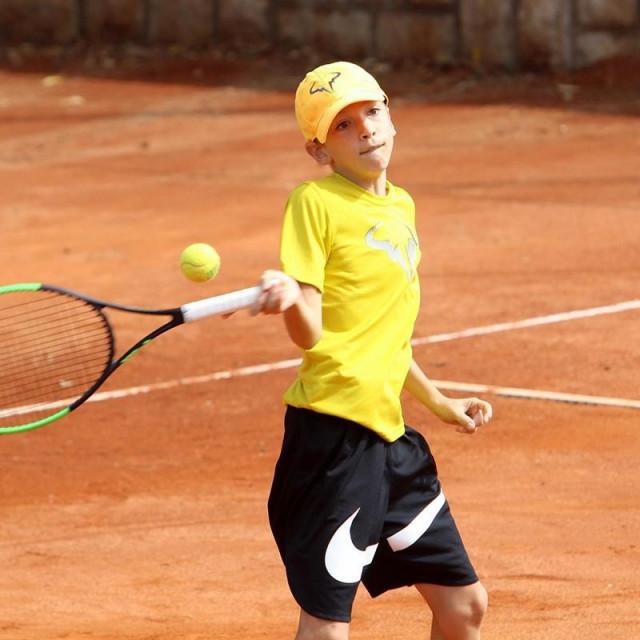 Mateo Jerković, tenisač Dubrovnika