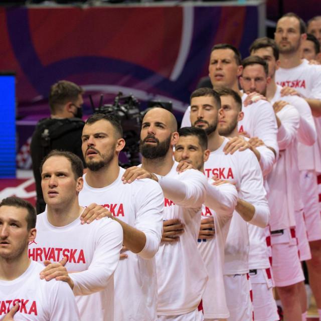 Hrvatska košarkaška reprezentacija