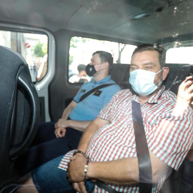 Privođenje osumnjičenih iz afere Bandićevih suradnika