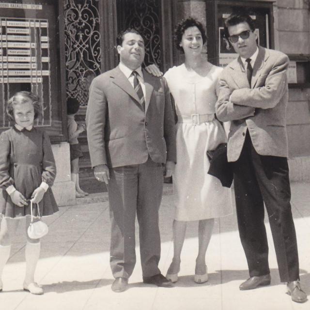 Tenor Rino Lo Cicero, Marija i Albin Kokeza