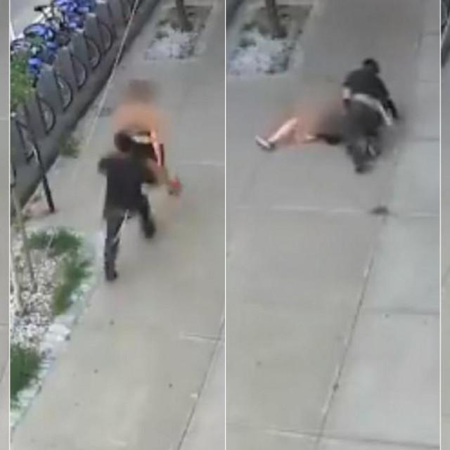 Fotografije napada predatora na 35-godišnju ženu