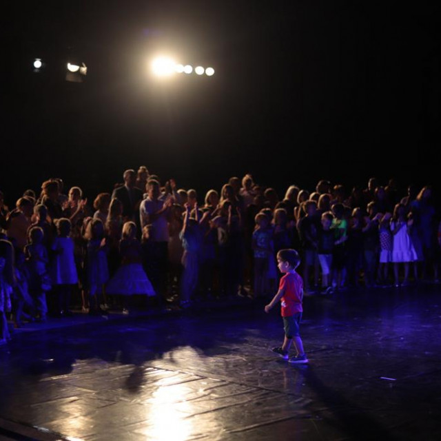 Predstavom 'Povratak plesu' završen 61. MDF