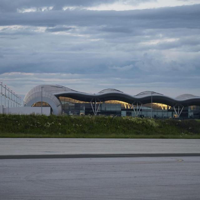 Zračna luka Franjo Tuđman, arhivska fotografija