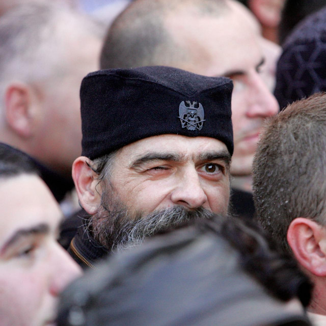 Četništvo se 'nosi' na gotovo svim mogućim narodnim okupljanjima u Srbiji