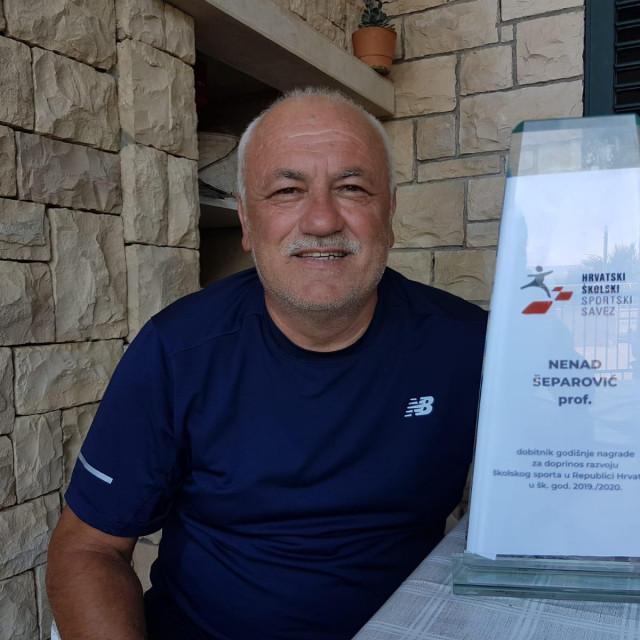 Nenad Šeparović iz Srednje škole Blato najbolji je nastavnik naše županije
