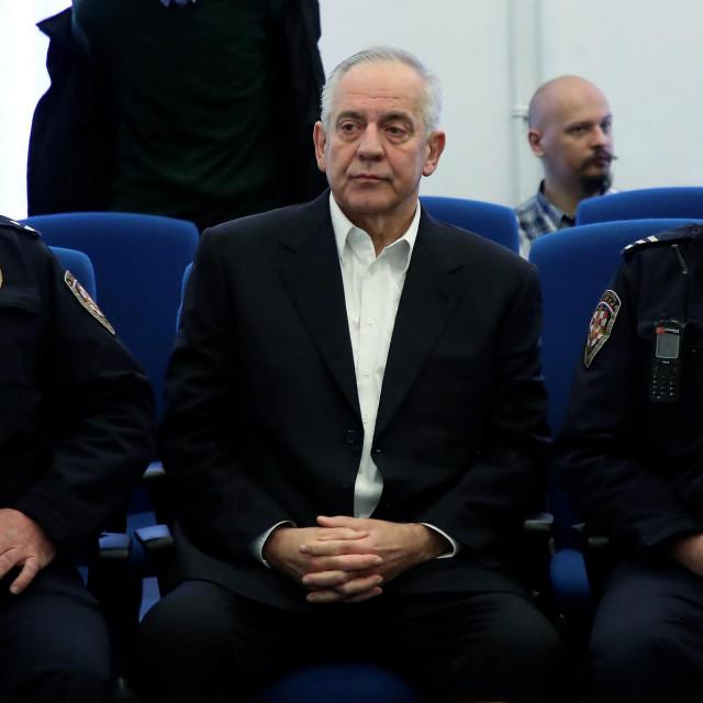 Ivo Sanader se proteklih godina udomaćio u sudnicama