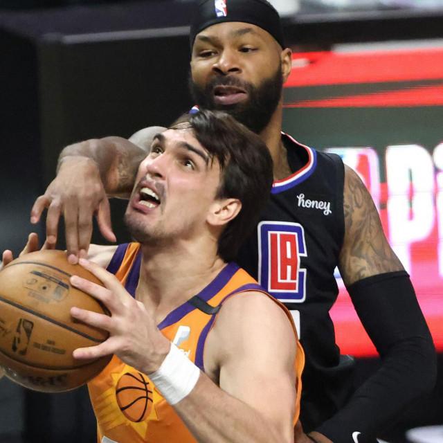 Dario Šarić u lovu na NBA prsten
