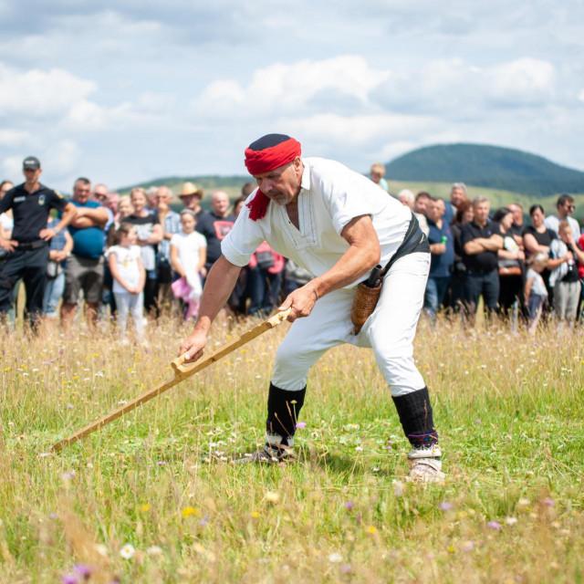 Dani kosidbe na Kupreškom polju zaštitni su znak ovog kraja dulje od 200 godina