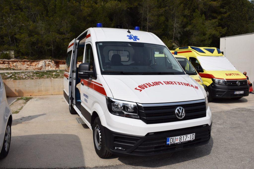 Za područje Grada Dubrovnika ugovorena su dva dodatna medicinska tima