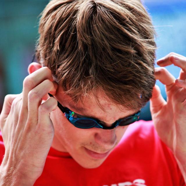 Mario Šurković, Jugov reprezentativac - priprema za start