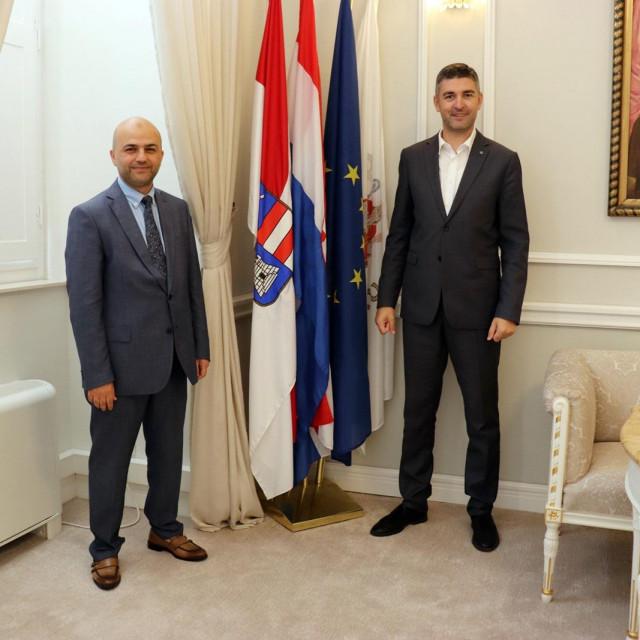 Franković održao sastanak s generalnim direktorom Turkish Airlinesa za Hrvatsku
