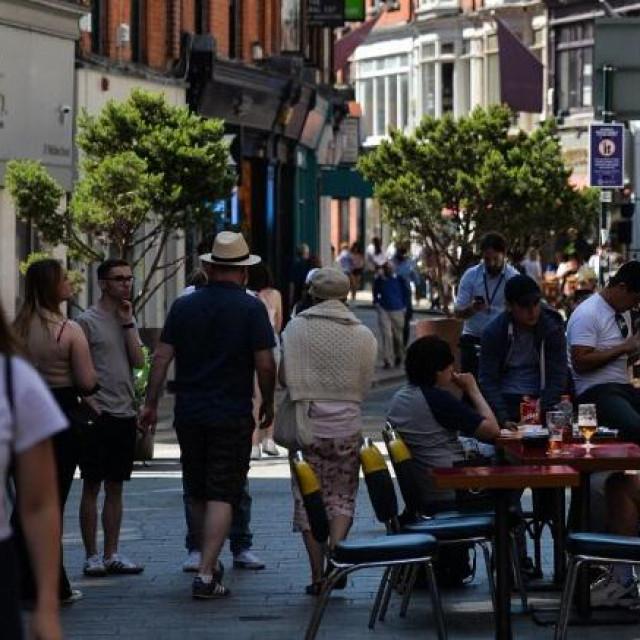 Centar Dublina<br /> AFP