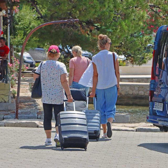 Orebić je sve puniji turista