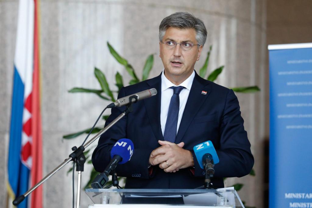Premije Andrej Plenković