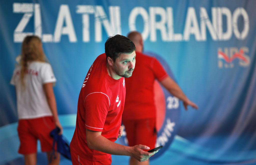 Frane Ćirak, šef struke Plivačkog kluba Jug i jedan od trenera juniorske reprezentacije Hrvatske
