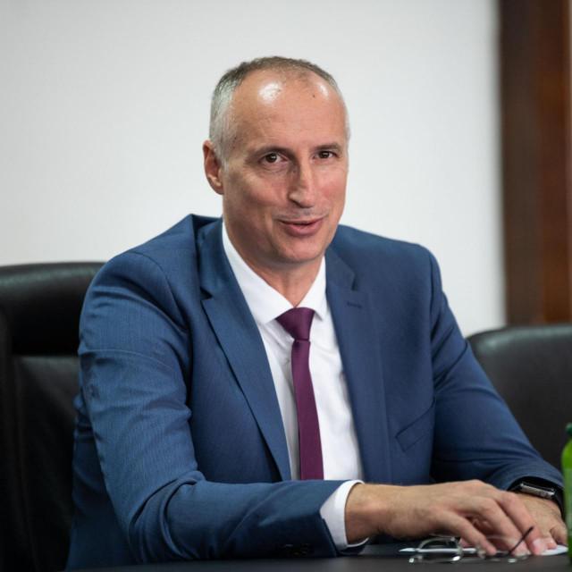 Ivica Puljak, gradonačelnik Splita