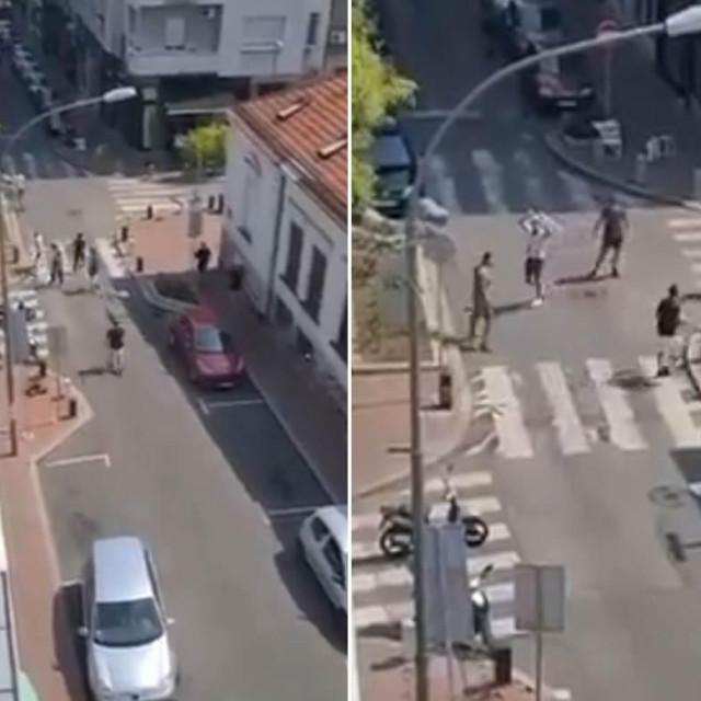 Pobjegli su prije dolaska policije