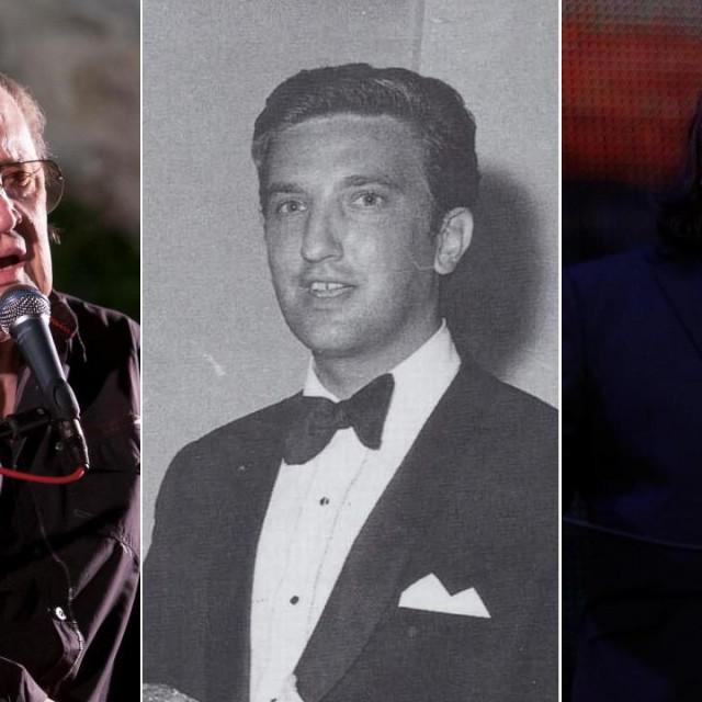 Tri legende: Arsen, Vice i Mišo!