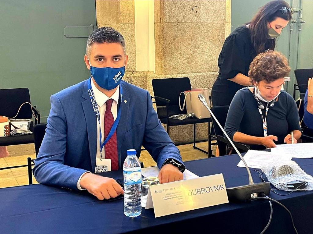 Franković panelist na UNWTO konferenciji u Portu