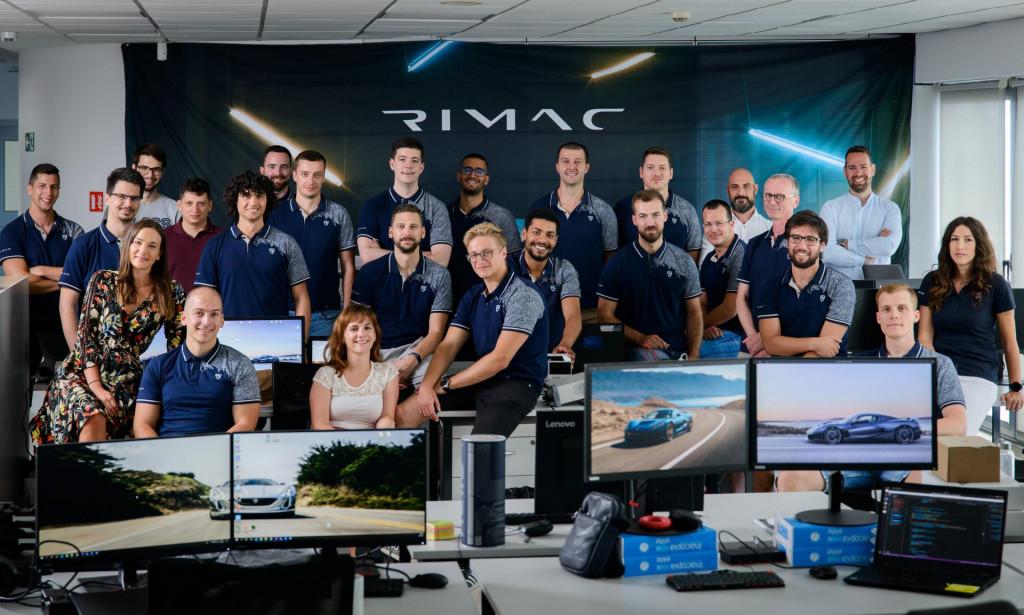 Tvrtka 'Rimac Automobili' u svom razvojnom centru u Splitu zapošljava 30-ak ljudi, a uskoro bi se broj trebao povećati do ukupno 200-tinjak