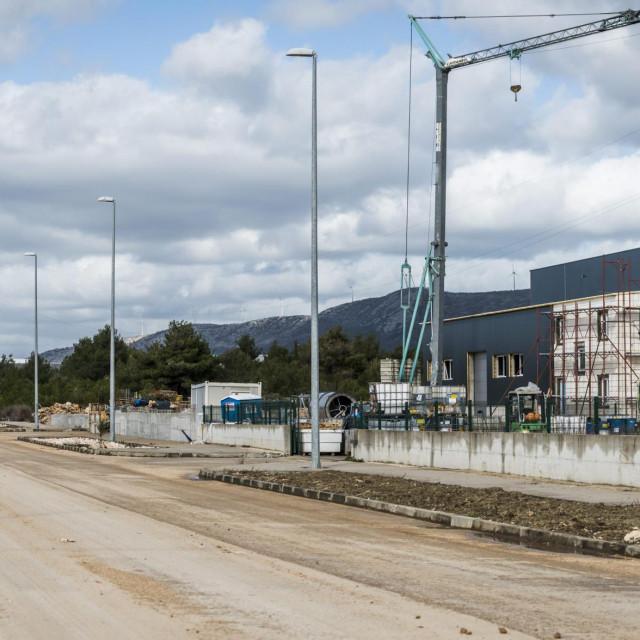 S novom prometnicom Poduzetnička zona Podi postat će još atraktivnija