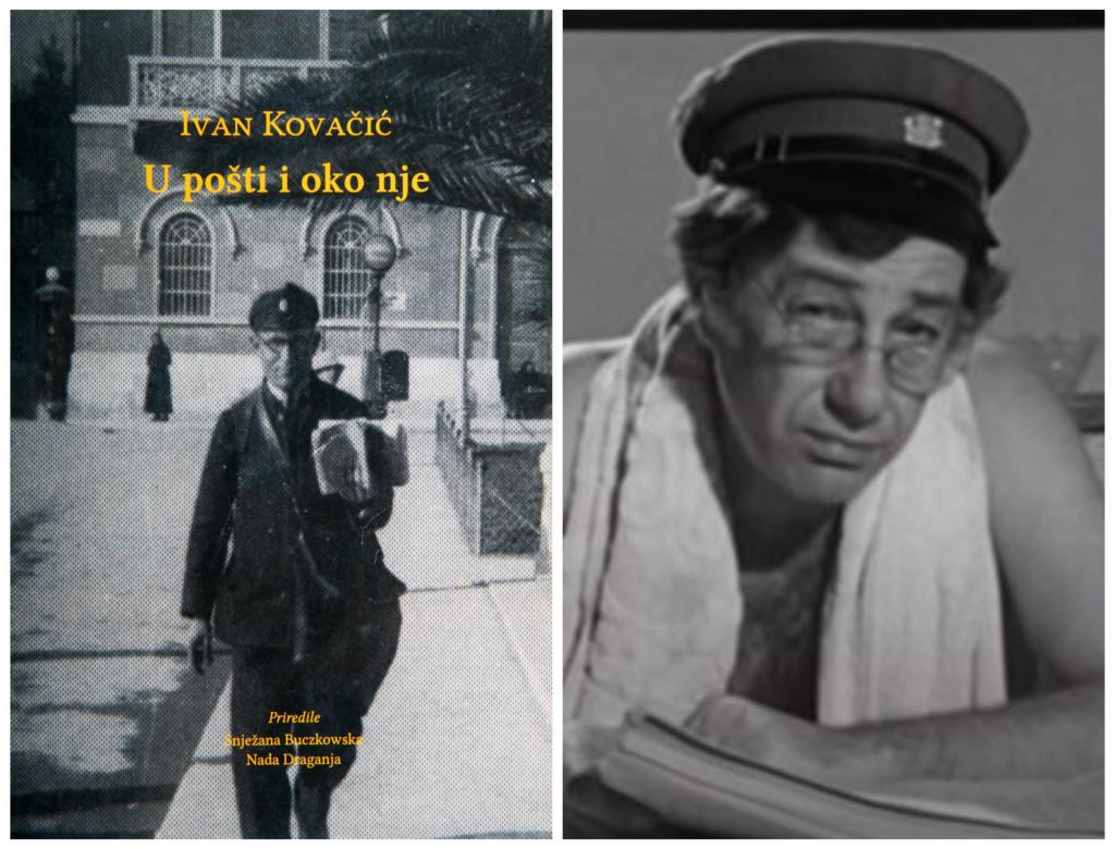 Pošćer Ivan Kovačić bio je inspiracija za Smojina Andriju iz Maloga mista
